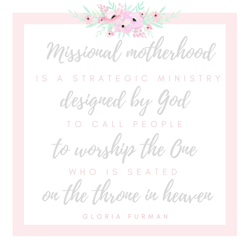 Missional Motherhood: The Everyday Ministry Of Motherhood In The Grand Plan Of God Download. Order Family ability MDLLION Guide craft media